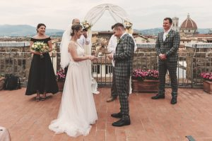 Florence wedding ceremony