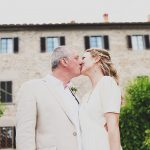 ntimate wedding in tuscany