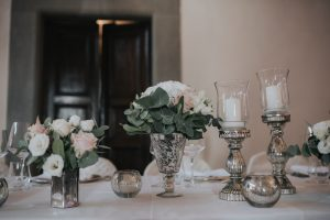 irish destination wedding table decor
