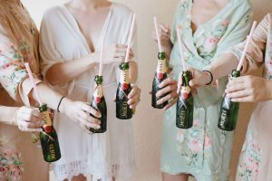 moet chandon wedding celebration