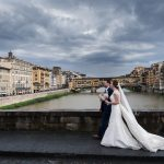 elegant destination wedding in Florence