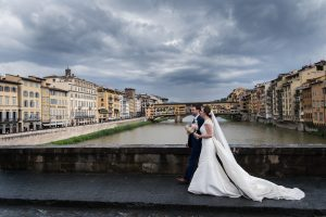 elegant destination wedding in Florence