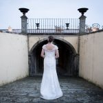 elegant bride wedding planner in Florence