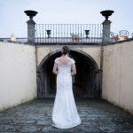 elegant bride wedding planner in Florence