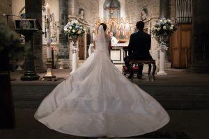 catholic irish wedding in florence