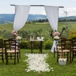 symbolic ceremony in tuscany