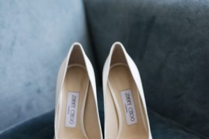 beach wedding italy - Jimmy choo bridal shoes