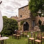 romantic wedding venue in Chianti