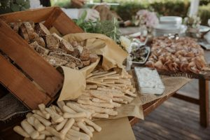 Rustic wedding in Tuscany