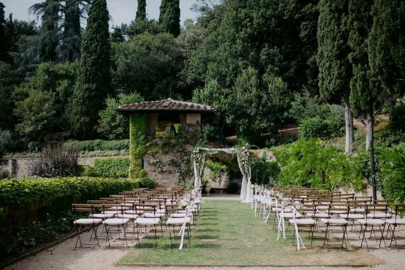 Jewish wedding in Tuscany