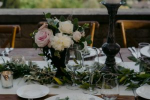 Jewish wedding in Tuscany - tuscan baroque wedding style