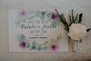 Jewish wedding in Tuscany - save the date