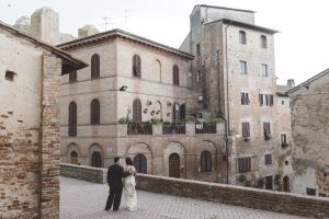 A romantic elopment in Certaldo