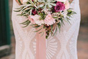 Beautiful Day in Certaldo - wedding bouquet
