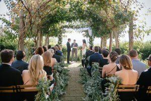 sophisticated wedding in Tuscany - jewish ceremony