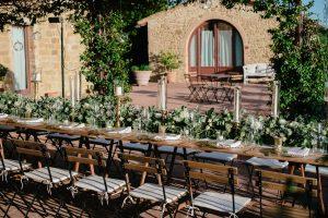 sophisticated wedding in Tuscany - wedding style