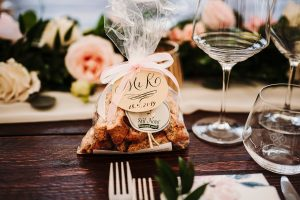 cantucci tuscan cookies - dream wedding in San Gimignano