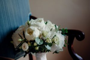 a classy wedding in Florence - bridal bouquet