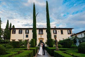 Garden wedding Florence -