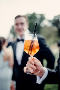 Classy wedding in florence - his cocktail