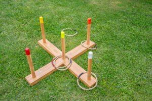 wedding lawn games - spirito toscano cricket