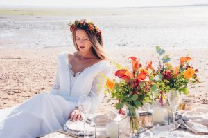 About Adelamour Bridal Shop - boho wedding gown -