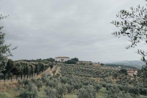 stress free destination wedding - countryside of artimino