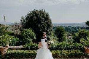 wed in florence - romantic Jewish wedding -