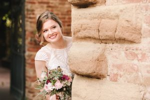glamorous elopement Italy - bride before the getting ready