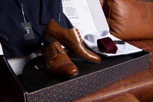 wedding suit - groom accessories brown shades