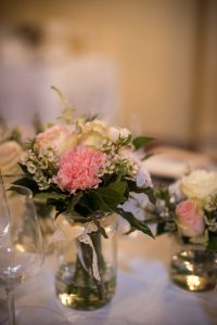 Scottish wedding - Wed in Florence - natural wedding centerpieces