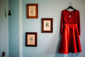chinese wedding tuscany - wed in florence -  tea ceremony dress
