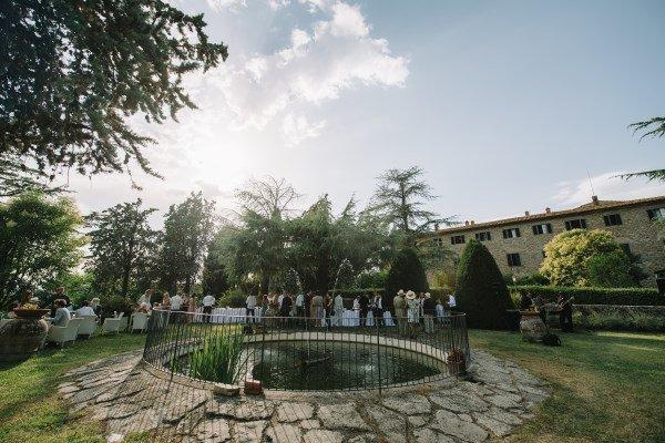 organic wedding - garden of the aperitif